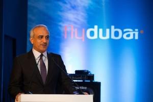 Ghaith Al Ghaith, CEO, flydubai